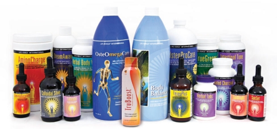 Life Force Product Line